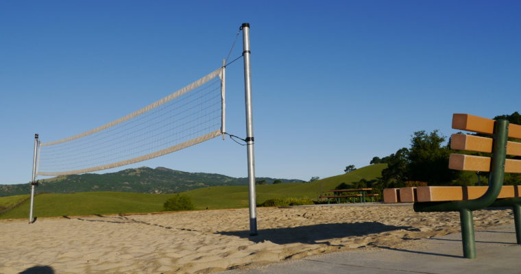 Beach Volley Ball Course